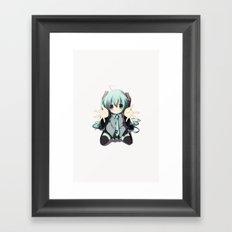 NEW ANIME COLLECTION 1 Framed Art Print