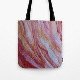 Pinky Waves Tote Bag