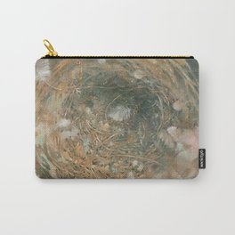 Nest and Feathers Carry-All Pouch