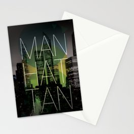 Beautiful Manhattan Stationery Cards