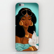 Her royal highness, the Sultana Jasmine iPhone & iPod Skin