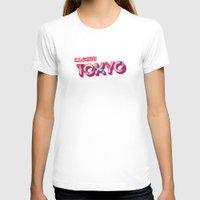 tokyo T-shirts featuring Tokyo by nicole martinez