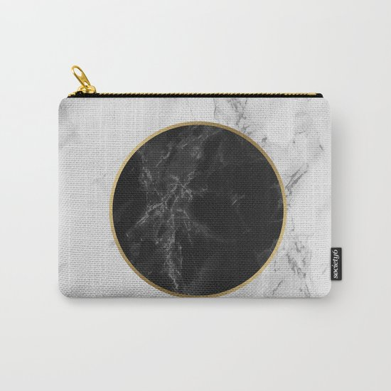 Marble #1 Carry-All Pouch