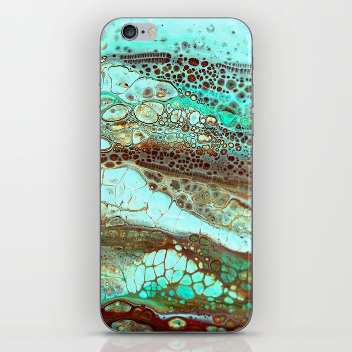 Abstract Annemarie iPhone Skin