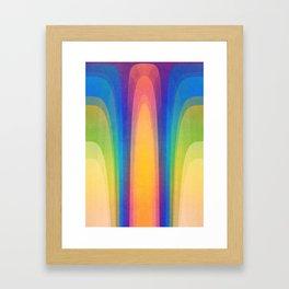 Chroma #3 Framed Art Print
