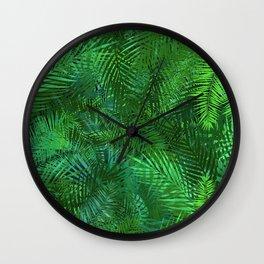 Botanica 02 Wall Clock
