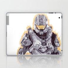 Halo Master Chief Laptop & iPad Skin
