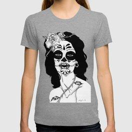 Dama De La Muerte T-shirt