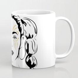 Queen B Tribe Coffee Mug