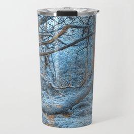 Sapphire Forest Travel Mug
