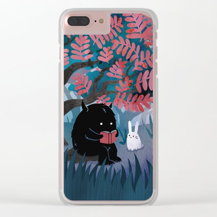 Another Quiet Spot Clear iPhone Case