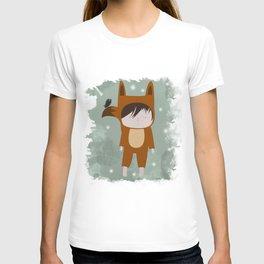 Foxie Boy T-shirt