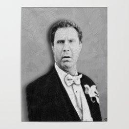 Ferrell Old School Poster