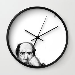 Legends - Philip Roth Wall Clock