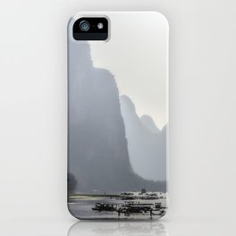 Li River China iPhone Case