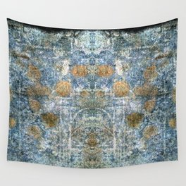 Garden Gate Wall Tapestry