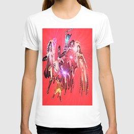 Wonder Women Run Amok T-shirt