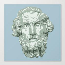 Homer Canvas Print