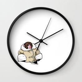 Baby Ikea Monkey Wall Clock