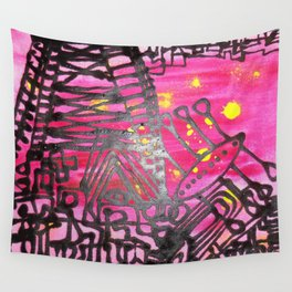 River North Wall Tapestry