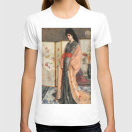 The Princess from the Land of Porcelain - Whistler T-shirt