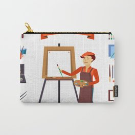art tools set Carry-All Pouch