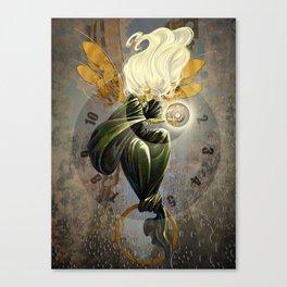 Clockwork Faerie Canvas Print