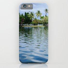 Paradise Island iPhone Case