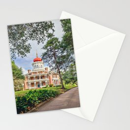 Octagon House - Longwood in Natchez Stationery Cards