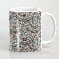 islam Mugs featuring Endless mandala by Rceeh