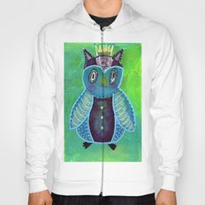 Quirky Bird 3 Hoody