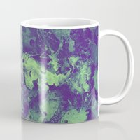 chemistry Mugs featuring Chemistry by Adaralbion
