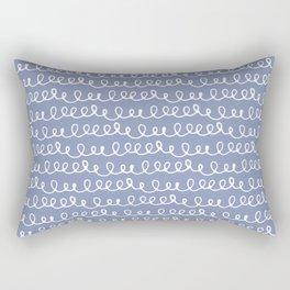 scribble (5) Rectangular Pillow