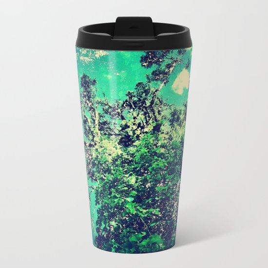 An Inner Forest Metal Travel Mug