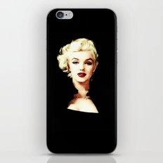 Marilyn - Pop Art - Monroe iPhone & iPod Skin