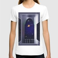 """titan T-shirts featuring House on """"Titan"""" !  by capricorn"""