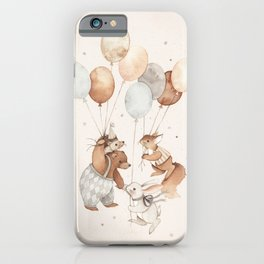 Friends of the Sky iPhone Case
