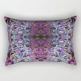 Purple Light Nugs Royal Stain Rectangular Pillow