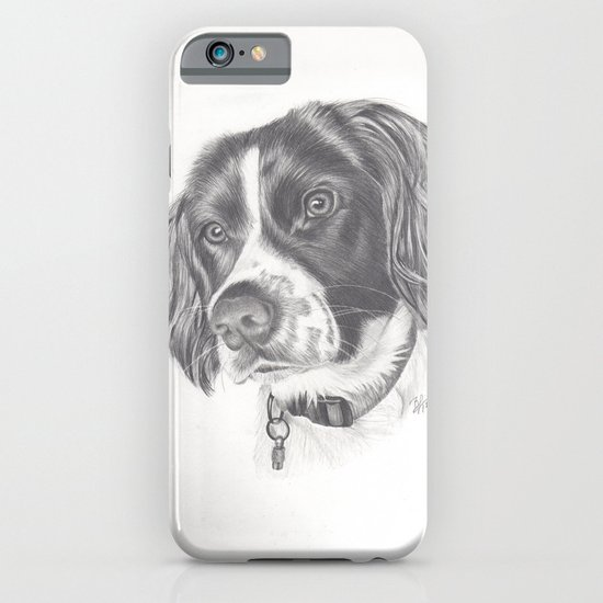 Springer iPhone & iPod Case