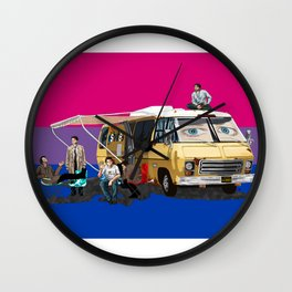 Bisexual GISHBUS Wall Clock