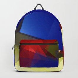 Geometric harmony. For Paul klee Backpack