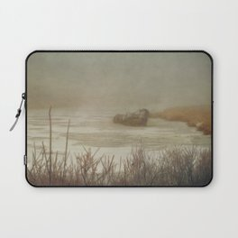 Life is a Shipwreck Laptop Sleeve