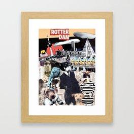 Rotterdam 2 Framed Art Print