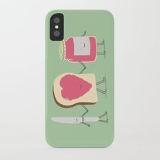 spread the love Slim Case iPhone X