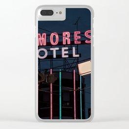 Dundas Street East Clear iPhone Case
