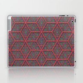 Gridlines Laptop & iPad Skin