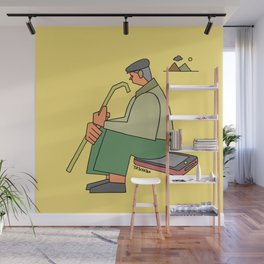 about time Wall Mural