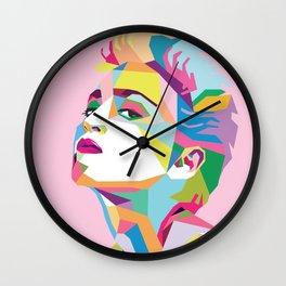 Mad Onn Ah Wall Clock