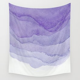 Lavender Flow Wall Tapestry