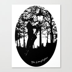 Lamplighter 1 Canvas Print